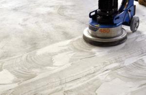 Как шлифовать бетон