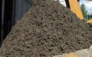 Тощий бетон с доставкой от производителя