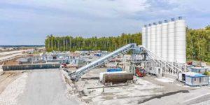 Заказать бетон в Москве и Московской области