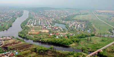 Бетонный завод в Посёлок Володарского