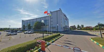 Бетонный завод в Большевике