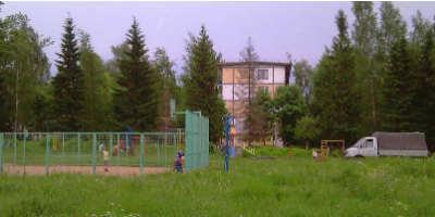 Бетонный завод в Денисово