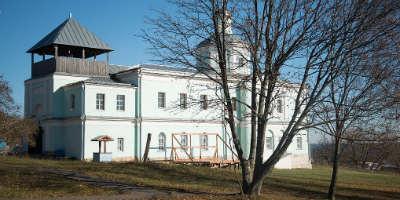 Бетонный завод в Горном