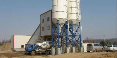 Бетонный завод в Карцево