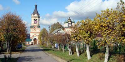 Бетонный завод в Колычево