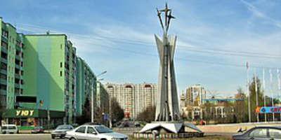 Бетонный завод в Краснознаменске