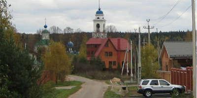 Бетонный завод в Лужки