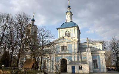 Бетонный завод в Перхушково