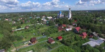 Бетонный завод в Рогачево