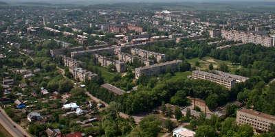 Бетонный завод в Щекино