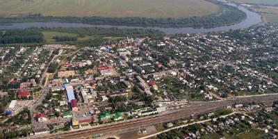 Бетонный завод в Шилово
