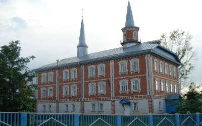 Бетонный завод в Шубино
