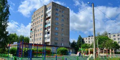 Бетонный завод в Скоропусковском