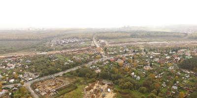 Бетонный завод в Сосенках
