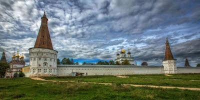 Бетонный завод в Теряево