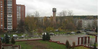 Бетонный завод в Заречье