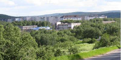 Бетонный завод в Зверосовхозе
