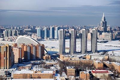 Бетонный завод в Хорошёвском районе