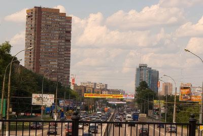 Бетонный завод в Тимирязевском районе