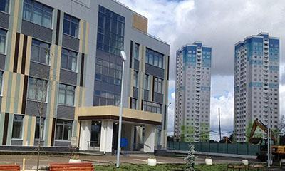 Бетонный завод в Молжаниновском районе