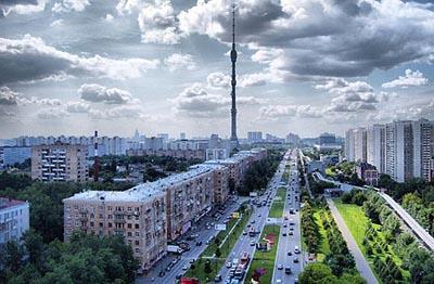 Бетонный завод в Останкинском районе