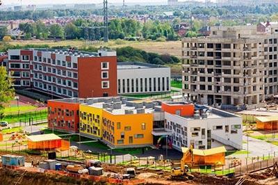 Бетонный завод в Красногорском районе