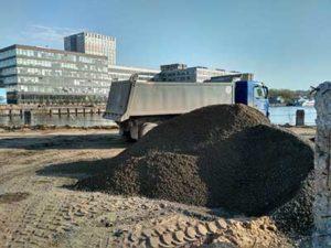 Тощий бетон М100 с доставкой от производителя