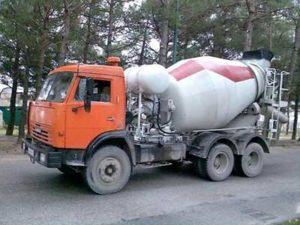 Бетон в Даниловском районе с доставкой от 2650 руб за куб