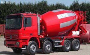 Бетон в Басманном с доставкой от 2650 руб за куб