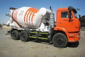 Бетон в Мещанском районе с доставкой от 2650 руб за куб