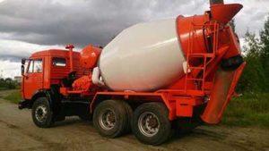 Бетон в районе Орехово-Борисово с доставкой от 2650 руб за куб