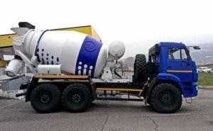 Бетон в Биберево с доставкой от 2650 руб за куб