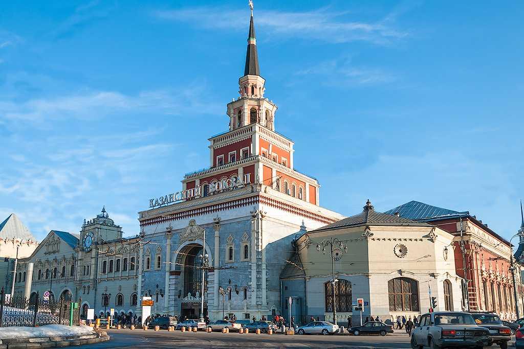 Бетон в Казанском
