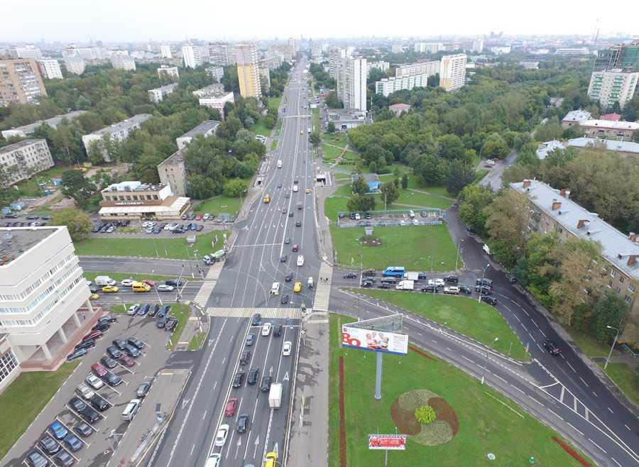 Бетон в Севастопольском проспекте